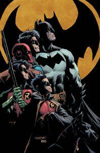 Detective Comics Vol 1 1000 Gleason Textless Variant
