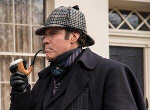 Holmes WatsonFILMpanel