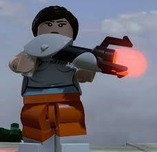 Lego chell