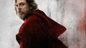 Luke Skylwalker The Last Jedi