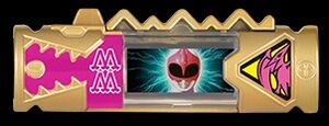 MMPR Pink Charger