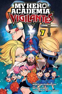 My Hero Academia Vigilantes Manga Volume 7 Cover