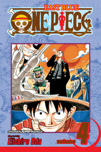 One Piece v4 Cover