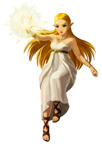 BOTW & HW: AOC/White dress
