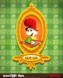 Sam-I-Am 2019 character poster