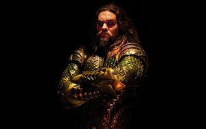Aquaman justice league part one hd 5k-wide