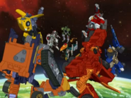 Autobots (Now it's time to do the Powerlink.)