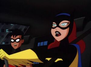C 06 - Batgirl and Robin