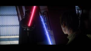 Darth Vader locates