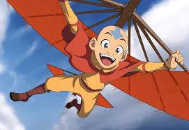 Flying Aang