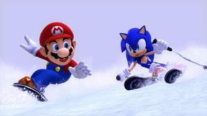 Mario & Sonic 2014 - Opening