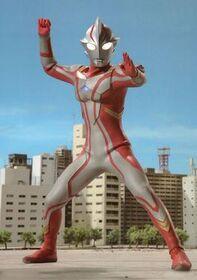 Ultraman Mebius full