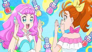 Viva! Spark! Laura and Manatsu