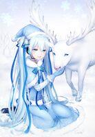 Yande.re 719227 chiutake mina christmas hatsune miku vocaloid