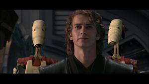 Anakin meeting