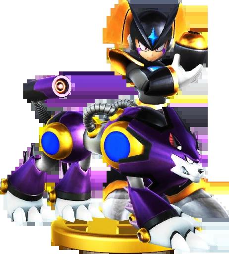 Treble (Mega Man)