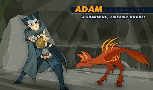 Adam (Di-Gata Defenders)