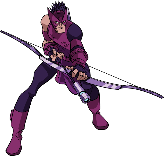 Hawkeye (The Avengers: Earth's Mightiest Heroes)