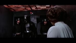 Darth Vader prison