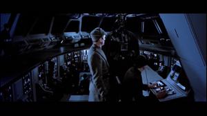 Darth Vader whereabouts