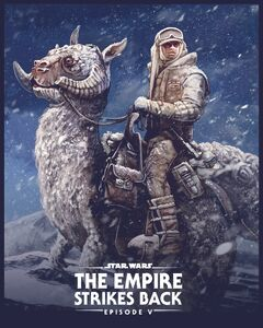 Disneyplus - May 4th - The Empire Strikes Back Art
