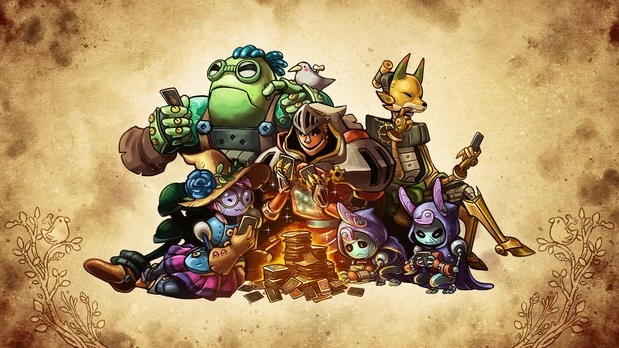 Fellowship (SteamWorld)