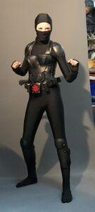 Gracie Dzienny as Amanda McKay Supah Ninjas 78
