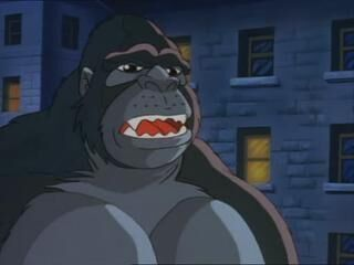 The Mighty Kong