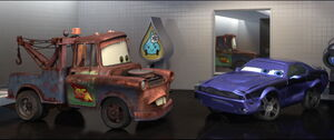 Mater with Rod Redline