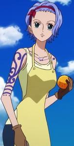 Nojiko Collecting Tangerines