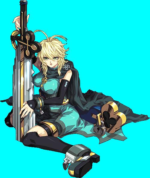 Elly (Mini Fighter)