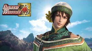 Dynasty Warriors 9 - Guan Suo's End (A Barren Flower)