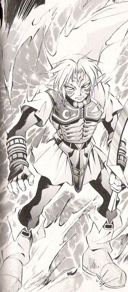 Fierce Deity Link (Manga)