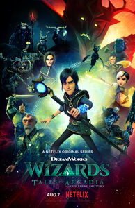 Wizards ToA poster