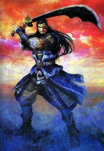 Xiahou Dun - DW5