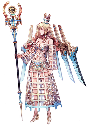 Goddess Materia