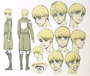 Armin final arc