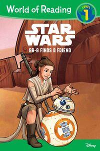 BB-8 Finds a Friend cover