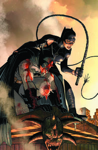 Batman and Catwoman in Batman