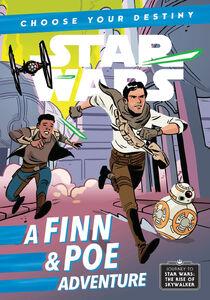 Choose Your Destiny - Finn & Poe