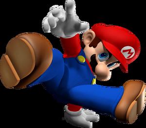DDR Mario Artwork