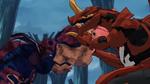 Drago stopped Bakuzon Cyndeous's attack