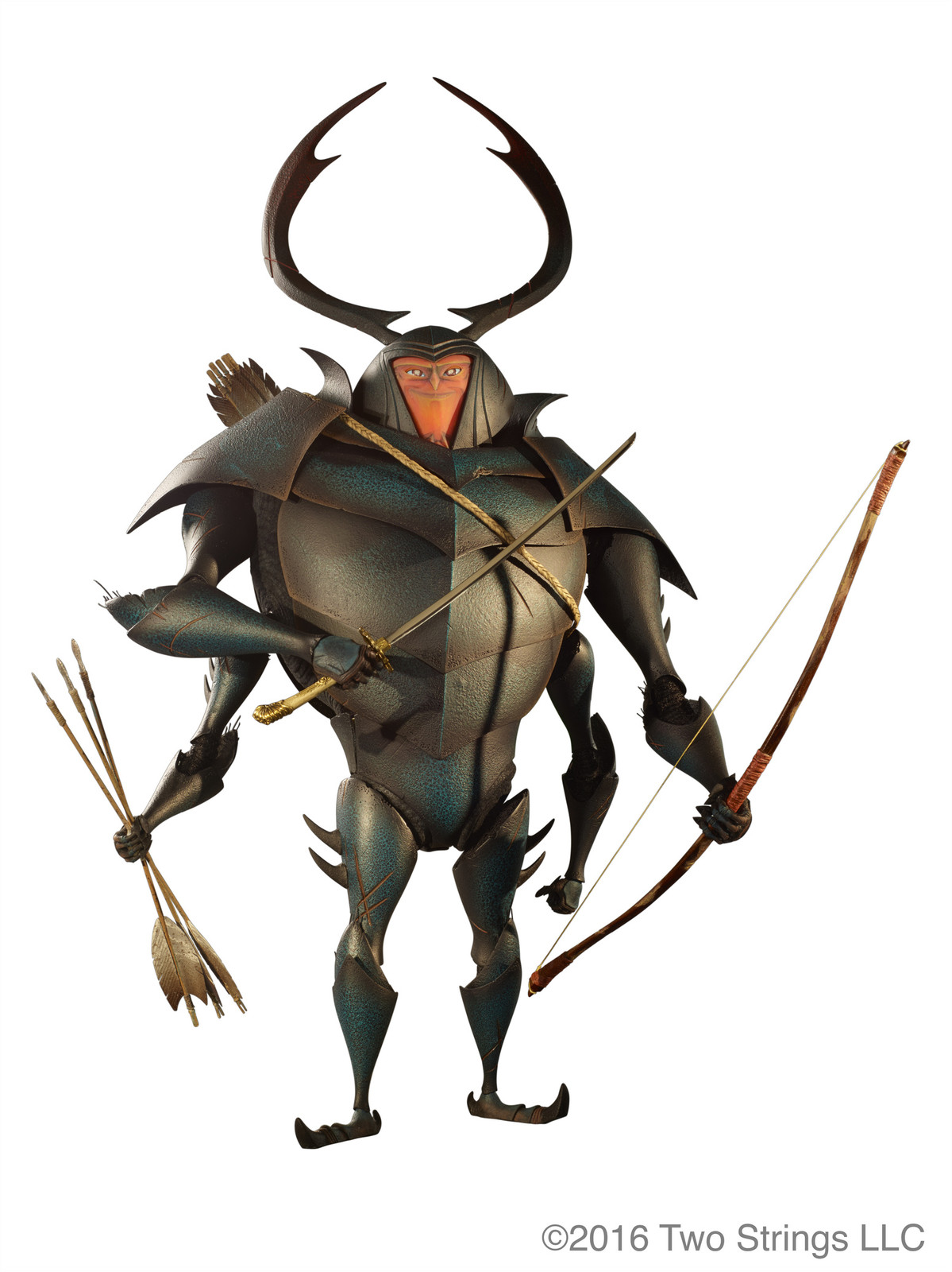Beetle (Kubo And The Two Strings)