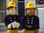 Fireman sam and trevor evans