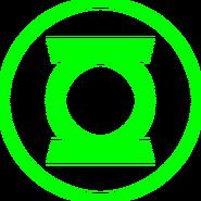 Green lantern logo png 609395