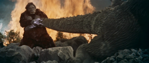 King Kong vs. Godzilla - 75 - Kong Turns Into Gabara!