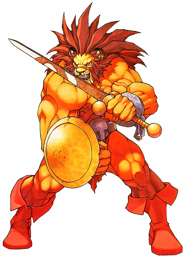 Leo (Red Earth)