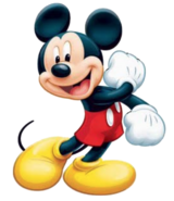 Mickey Mouse render 2