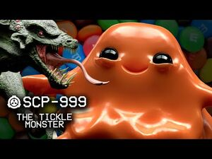 SCP-999 - The Tickle Monster - Safe - Amorphous SCP