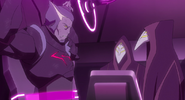 Thace and 2 Galra Druids